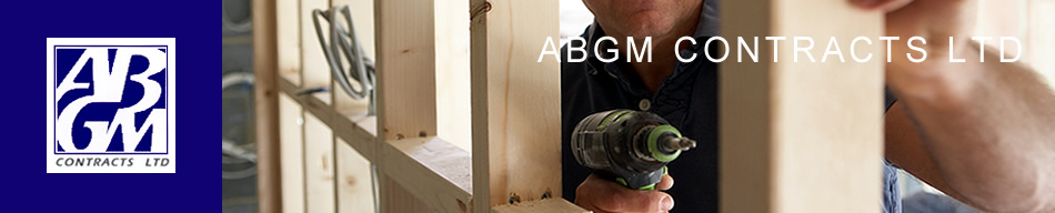 Chartered Building Contractors ABGM Contracts Ltd